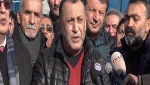 HDP İstanbul eski Milletvekili, Cumhurbaşkanına hakaretten ifade verdi.