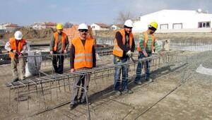 Gençlik Merkezi inşaatı başladı