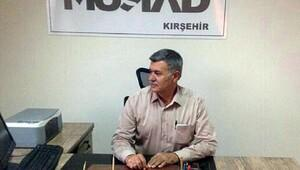 Kırşehir MÜSİAD'tan dolar bozdurma çağrısı