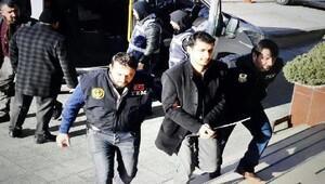 Kırıkkale de 8 kamu çalışanı FETÖden adliyede