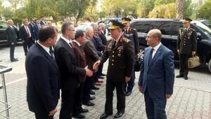 Genelkurmay Başkanı Adanada (2)- yeniden