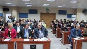Kadın Dayanışması, İl Genel Meclisini ziyaret etti
