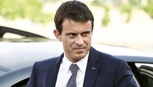 Fransa'da başbakanlıktan istifa eden Valls, cumhurbaşkanlığa adaylığını açıkladı