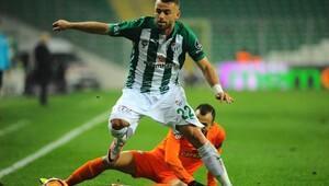 Bursaspor-Çaykur Rizespor maç fotoğrafları (2)