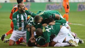 Bursaspor 2-1 Çaykur Rizespor