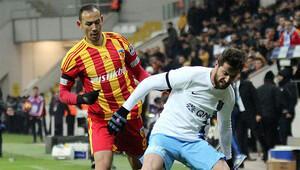 Kayserispor 0-1 Trabzonspor