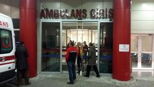 Elektrikli sobanın önünde ölen yaşlı adam için hastane karantinaya alındı