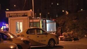 Maltepede taksici cinayeti