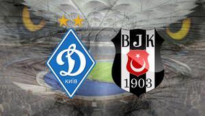 Dinamo Kiev Beşiktaş maçı bu akşam hangi kanalda saat kaçta canlı yayınlanacak