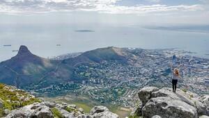 Zıtlıkların başkenti Cape Town