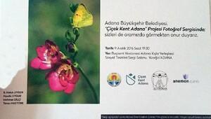 Çiçek Kent Adana sergisi 9 Aralıkta