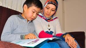 Afgan çocuk için mucize Manisada gerçekleşti