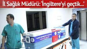 Organ bekleyen hastaların umudu Bursa oldu