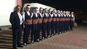 Sivas Gençlikspor halk oyunlarında dördüncü oldu