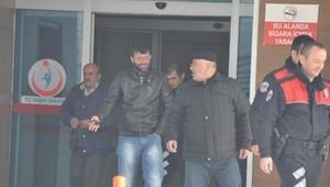 İnegölde sağlık çalışanlarına hakaret eden 3 kişi gözaltında