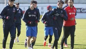 Trabzonspor'da Adanaspor maçı hazırlıkları başladı