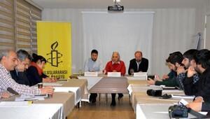 Uluslararası Af Örgütü Sur raporunu açıkladı