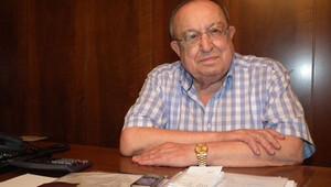 Duayen sanayici Tanyeri hayatını kaybetti