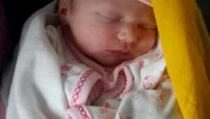 Can kurtardı, öldükten 5 gün sonra evlilik yıl dönümünde kız bebeği dünyaya geldi - ek fotoğraf