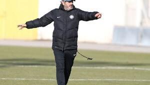 Osmanlıspor, Zürih maçına hazırlanıyor