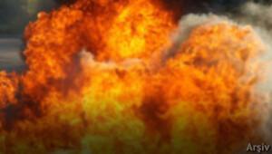 Son dakika haberi: Nusaybinde patlama: 1 ölü, 2 yaralı