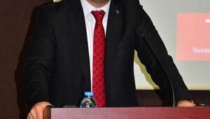 Manisada Türkiye- Rusya ilişkileri konulu konferans