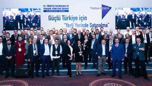 Türkiye'nin çıkışı yerli ürün kullanımına bağlı