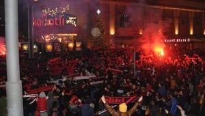 Eskişehirspor taraftarları ayağa kalktı
