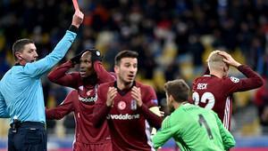 Dinamo Kiev-Beşiktaş maçında şike olabilir