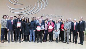 Gazeteci Canbolat'a 'Alman Yurttaş Ödülü'