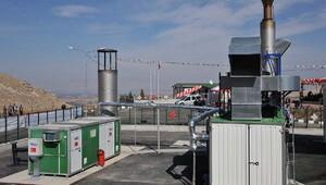 Malatya Büyükşehir Belediyesinin enerji yatırımları ödüllendiriliyor