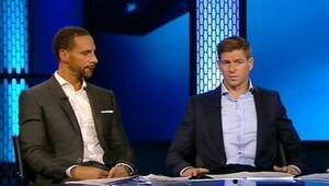 Steven Gerrard Beşiktaş maçının hakemini topa tuttu