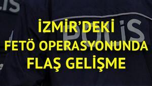 İzmirde FETÖ soruşturmasında 7 hakim ve savcı serbest