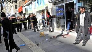 Elazığda cadde ortasında silahlı saldırı: 3 yaralı