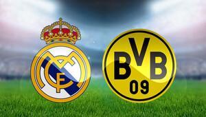 Real Madrid Borussia Dortmund maçı ne zaman saat kaçta hangi kanalda