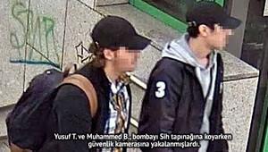 Sih tapınağı bombacısı üç Selefinin davası başladı