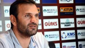 Göztepe teknik direktörü Buruk: Kulüple güçlü bir bağ kurdum
