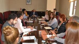 Akdeniz Belediyesinde sanayi atıkları için komisyon