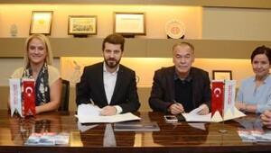 Sarı lacivertliler protokol imzaladı