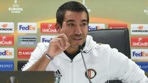 Korkuyor musunuz sorusuna Feyenoord hocasından ilginç yanıt