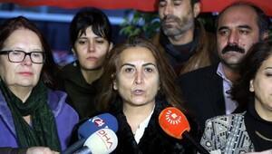 HDP heyeti, cezaevinde tutuklu bulunan Fiğen Yüksekdağı ziyaret etti