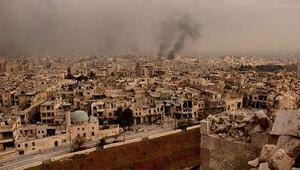 ABD öncülüğündeki ülkelerden Halep tepkisi