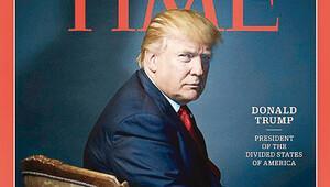 Time Trump'ı seçti