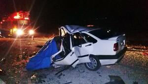 Gecenin en acı haberi... Kazada hepsi öldü...