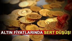 Çeyrek altın fiyatları düştü mü İşte altın fiyatlarında son durum