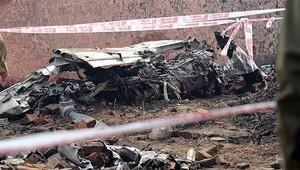 Fransa'da uçak kazasında 2 kişi hayatını kaybetti
