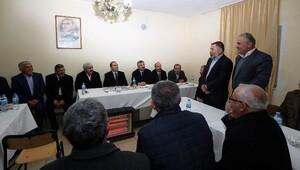 Amasya'da muhtarlar toplantısı yapıldı