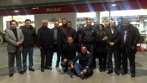 FETÖden tutuklanan İzmir Büyükşehir Belediyesi Meclis Üyesi Durmaza tahliye