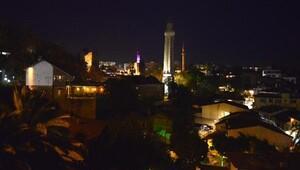 Yılbaşına doğru Antalya yine karanlık