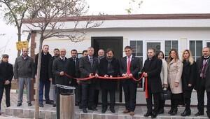 Bursa H Tipi cezaevindeki avukat bekleme odası hizmete açıldı